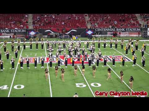 UAPB Halftime Show | Arkansas State Game (2017)