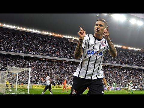 Corinthians 2 x 0 Palmeiras - Brasileirão  - 2707 - Narração de Nilson César