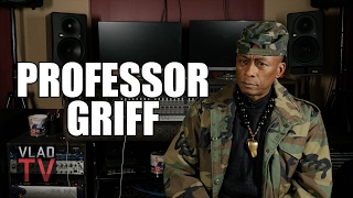 Professor Griff Says He Ran For His Life After Dallas Shooter Photo Went Viral