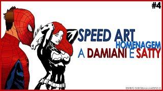 Speed Art #4 - Damiani e Satty