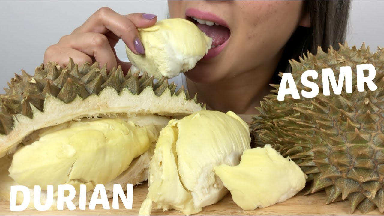 Durian Fruit Asmr Soft Crunchy Eating Sounds N E Let S Eat Youtube 3,468 likes · 9 talking about this. durian fruit asmr soft crunchy eating sounds n e let s eat