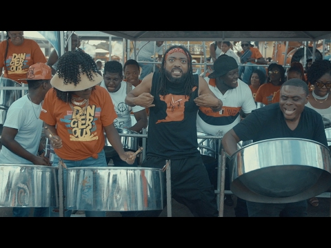 Beat It (Official Music Video) - Machel Montano | Soca 2017