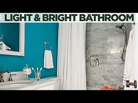 5 Bright Bathroom Features | HGTV Dream Home 2017