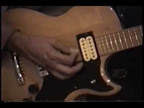 Jimmy Torrez on the Gibson L6S