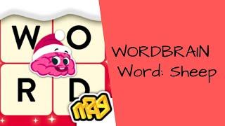 WordBrain Game Level: Sheep screenshot 5