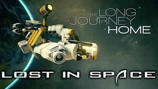The Long Journey Home Gameplay Walkthrough Part 1 ~ Lost In Space ~ TLJH Game Lets Play
