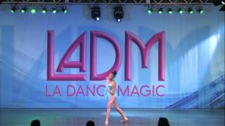 2015 LADM Lyrical Solo - Wake Me Up - Avicii - Madilyn Bailey Song