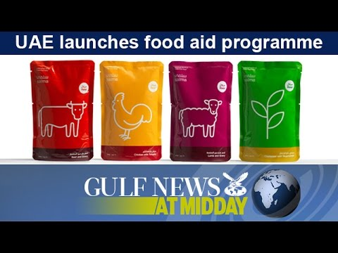 UAE launches food aid programme - GN MIdday