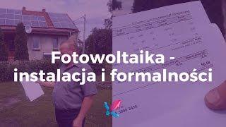 Fotowoltaika - instalacja i formalności. Wywiad z Panem Markiem | Brewa