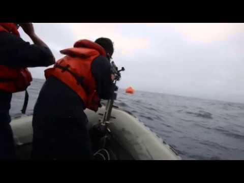 USS John S. McCain (DDG 56) Small Boat Live Fire Exercise