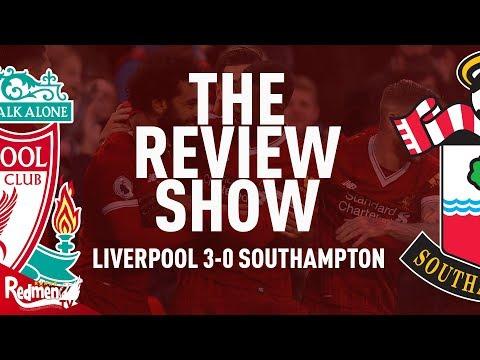 Liverpool v Southampton | The Review Show LIVE