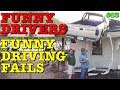 FUNNY DRIVERS, EPIC FUNNY DRIVING FAILS # 83