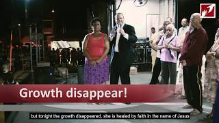Growth Disappear!