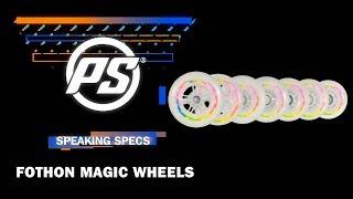 Powerslide Fothon magic led wheels - Powerslide Speaking Specs
