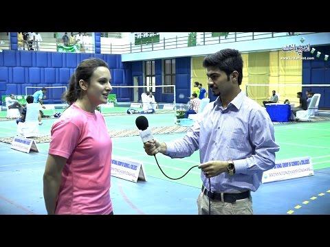 Badminton Players of Pakistan