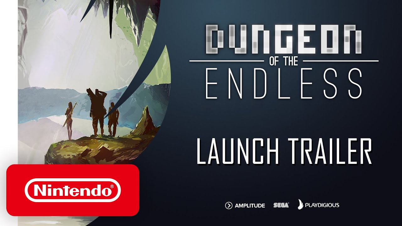 Launch Trailer για το Dungeon of the Endless