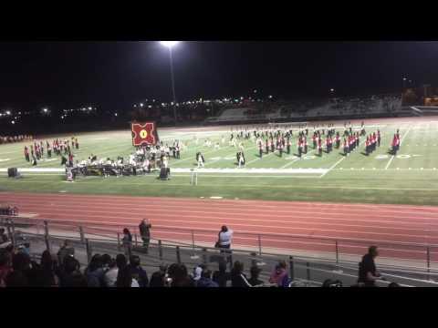 Laguna Creek HS Band Franklin Band Review 2016