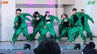 二松学舎大学付属高等学校ダンス部・2017 SSDW・[優勝]
