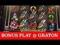 NICE BONUS WINS @ Graton Casino  NorCal Slot Guy - YouTube