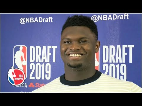 Long John - WATCH: NBA Draft, Zion Williamson New Orleans, AD Trade and More (video)