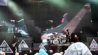 Disturbed - Ten Thousand Fists LIVE at Download 2011