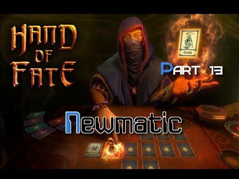 Hand of Fate Part 13 - The Dealer's Maze of Traps