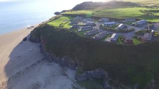 Black Rock Sands touring and camping park