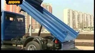 Тест драйв Mercedes Vario - www.drivers-ta.ru