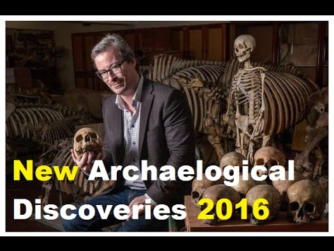 New Archaeological Discoveries of 2016