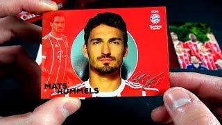 FC BAYERN MÜNCHEN TRADING CARDS 2018 ⚽🔥