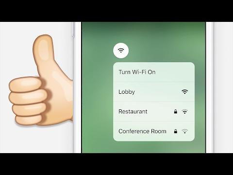 Как пользоваться 3d touch на iphone 7