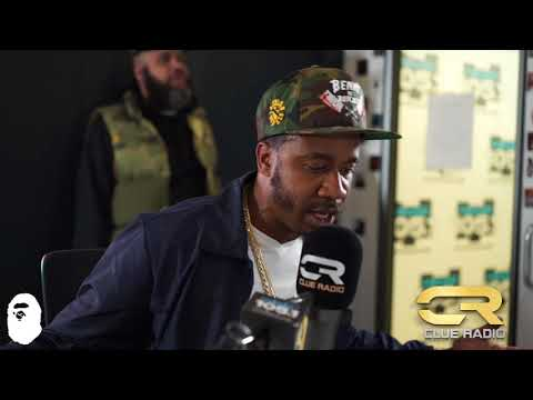 BENNY THE BUTCHER FREESTYLES ON CLUE RADIO POWER 105.1