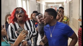 Bbnaija! Alex Goes Wild As She Dance Shaku Shaku With Her Boo Tobi