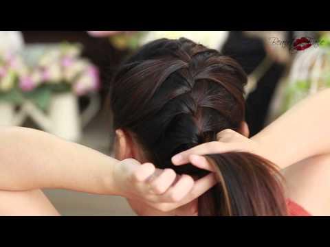 [Beautyface] - Bím tóc kiểu Pháp !