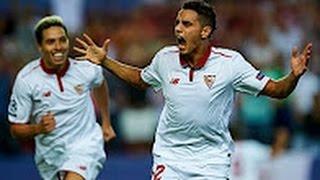 Sevilla vs Lyon 1-0 Goals & Highlights 27/09/2016