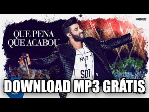 Gusttavo Lima - Que Pena Que Acabou Download mp3 Grátis