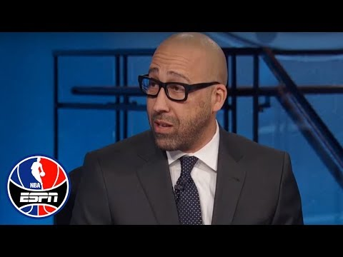Fizdale: Only way to fix NCAA is to pay players or let them go pro out of HS | NBA Countdown | ESPN