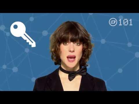 DASH 101.2 - ¿Qué son las claves públicas y privadas?
