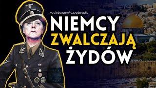 Niemcy zwalczają Żydów. IDŹ POD PRĄD NA ŻYWO 06.12.2018