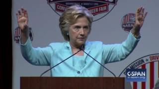 Hillary Clinton on Emails (C-SPAN)