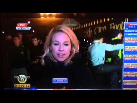 Sky Sports Video Bomb