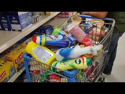 Shopping At The Scarborough Towne Centre, Scarborough, Ontario, Canada...