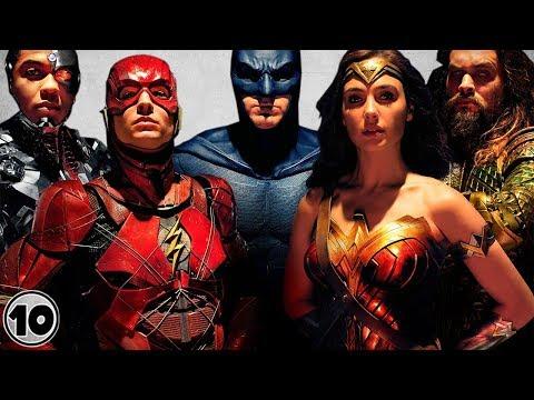 Top 10 Best Superhero Teams