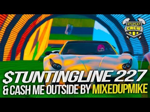 GTA V ONLINE PS4 SERIES #333 STUNTINGLINE 227 FULL HD 1080P 60FPS