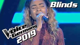 Sam Smith, Normani - Dancing With A Stranger (Barbara Kabangu) The Voice of Germany 2019 ...