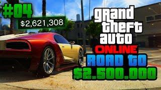 $2.621.308 AUTO VERKOPEN! - GTA5 Road To $2.500.000 #4 (GTA 5 Online)(Genoten van de video? laat een LIKE achter! :D ▻ Abonneer voor meer!: http://bit.ly/1duQDys 3% korting met code DSKH op G2A ..., 2016-12-28T16:20:25.000Z)