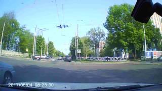 дтп майкоп 04 05 17 Юннатов Димитрова