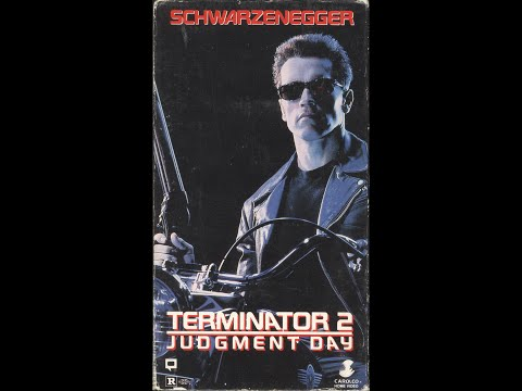 Opening to Terminator 2: Judgment Day 1991 VHS (alternate version)