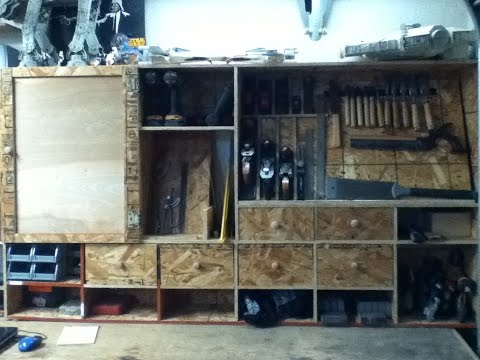 My ultimate  tool cabinet