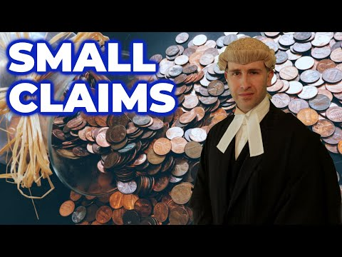 How To Start A SMALL CLAIMS Court Case – Guide To The Money Claim Online System For Small Claims